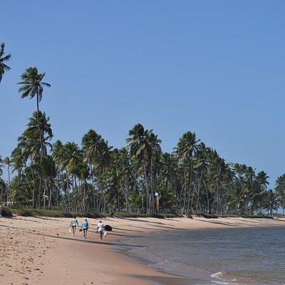 Playa do Lord hacia el norte