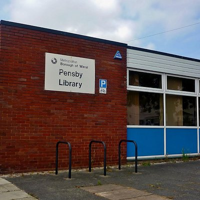 Pensby Library, Pensby