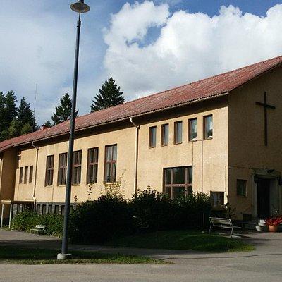 Церковь Иматранкоски