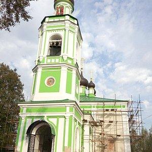 Церковь в Болтино