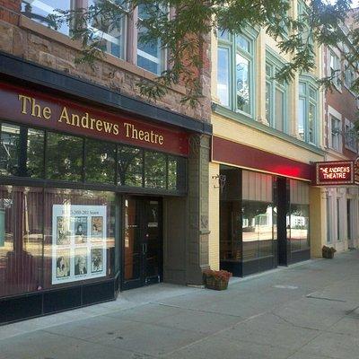 Irish Classical Theatre's Andrews Theatre