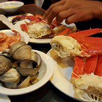 THE SEAFOODS COMBE