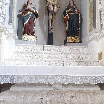 Chiesa Santa Maria dell'Itria - Ragusa Ibla