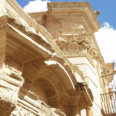 Palazzo Cosentini - Ragusa Ibla