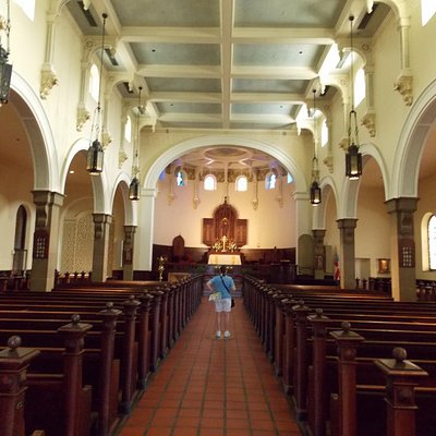 Inside St. Anne