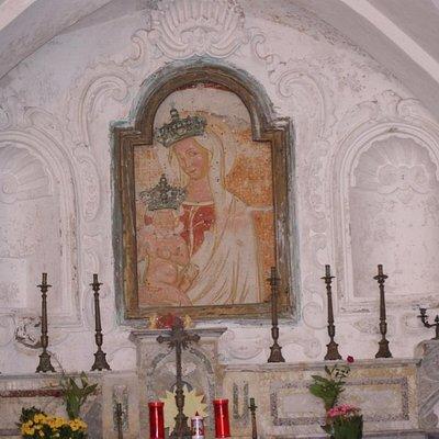 Altare Centrale