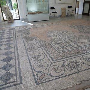 Le som d'une habitation romaine.