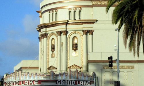Grand Lake Theatre, Oakland, Ca