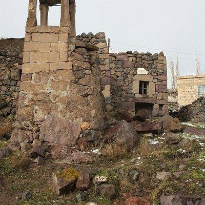 Pinarcik köyü eski camisi
