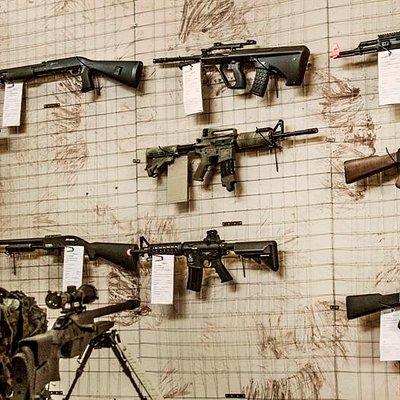 Il wall delle Air Soft Guns