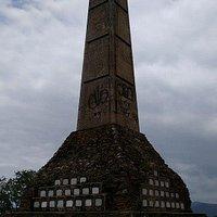 Monumento aos mortos.