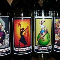 Wild Wine Labels