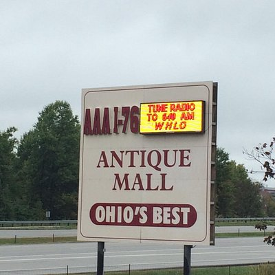 AAA I-76 Antique Mall