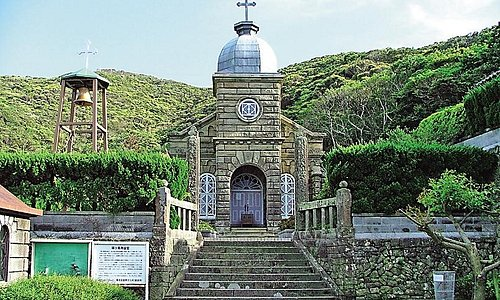 Kashiragashima Church, Goto Islands