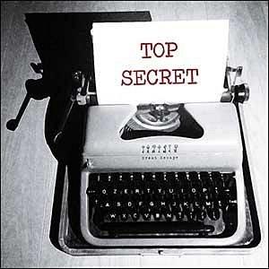 """""""TOP SECRET"""" room"""