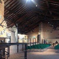 Museo del Po - interno
