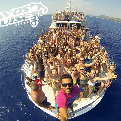 Kavos Booze Cruise