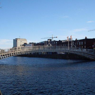Dublin - Ha penny Bridge