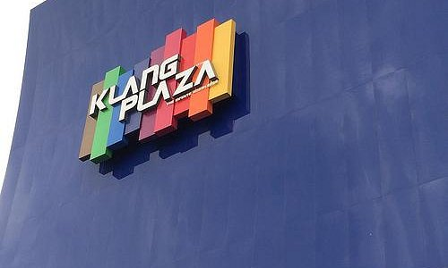Klang Plaza logo