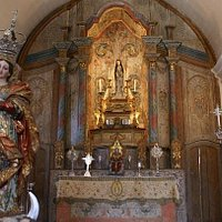Altar-mor de N.Sra.da Lapa e Boa Morte