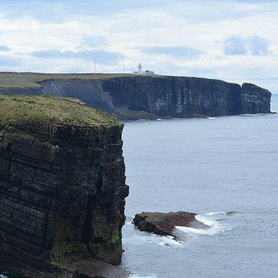 Wild Atlantic Way Loop Head County Clare Ireland