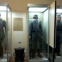 Salles d'histoire militaire
