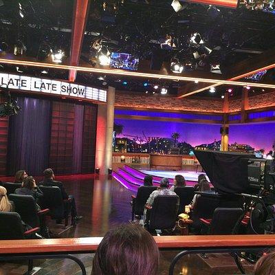 Estúdio Late Late Show