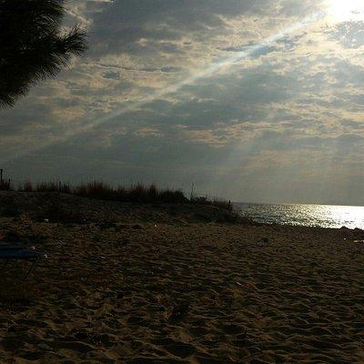 Prinos Beach