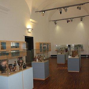 Museo Civico Antonio Collsani - sez. Archeologica