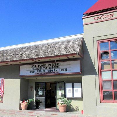 NexStage Theatre, Sun Valley-Ketchum, Idaho