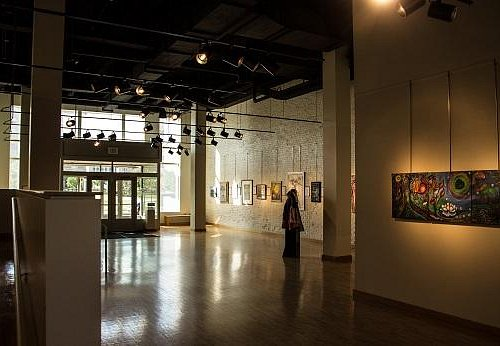 Overview of gallery