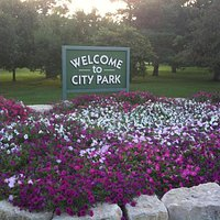 City Park features 45 acres with a multi-use trail and outdoor amphitheater