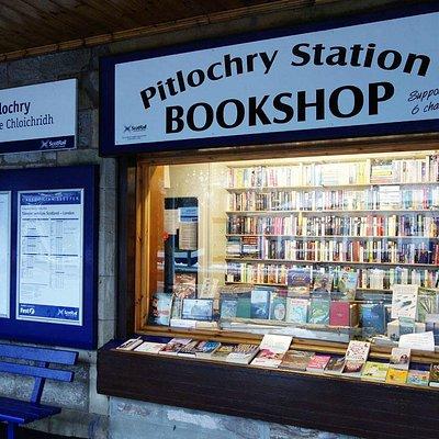 Pitlochry Station Bookshop