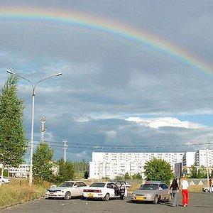 Усть - Илимск
