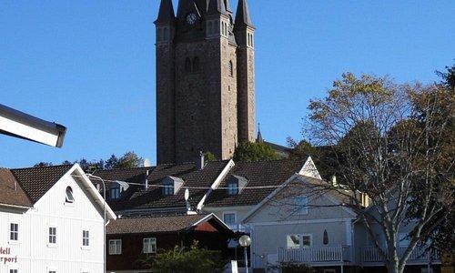 Mariestad, Domkirka