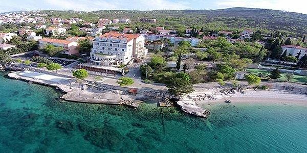 Panorama hotel Marina Selce