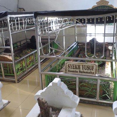 Sheikh Yusuf resting place