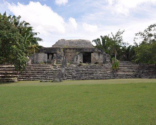 kohunlich ruinas mayas