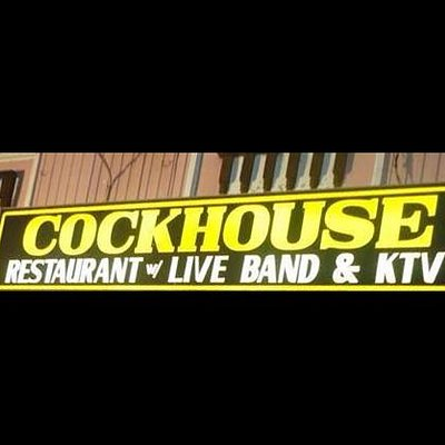 Cockhouse Bar & Restaurant with Live Band & KTV