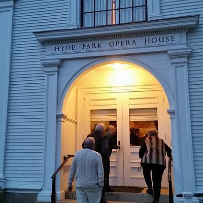 Gorgeous traditional Opera House