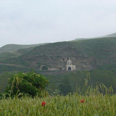 La Ermita dans la montagne