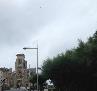 Église Sainte Eugénie