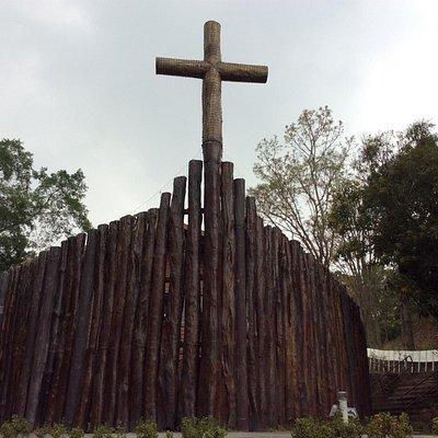 漂流木教堂
