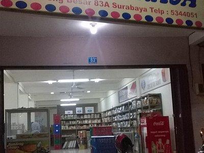 Pusat Jajanan Oleh2 Surabaya