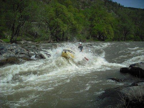 Rafting in Serbia