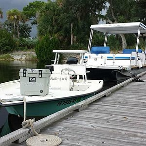 Two different boats to choose from
