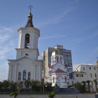 Подворье монастыря св. мучеников Косьмы и Дамиана
