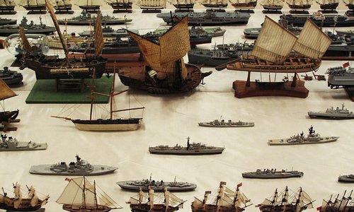 Nuova sezione navi - particolare