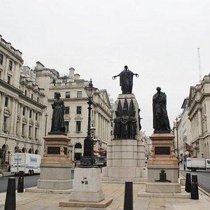 Crimean War Memorial, London, Aug 2015