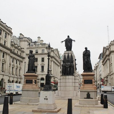 Crimean War Memorial, London, Aug 2015